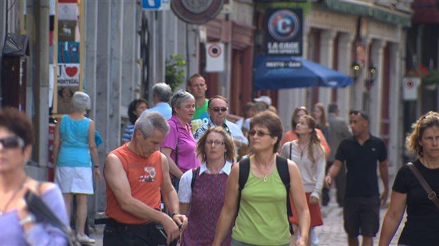 蒙特利尔今年游客将破千万 中国游客增长率200%