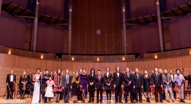 景泰资产之夜:温哥华爱乐乐团年度首场音乐会圆满举办