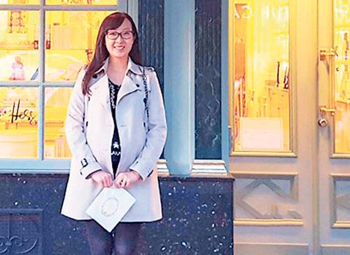急寻!加拿大年轻华裔妈妈失踪 疑患产后抑郁症