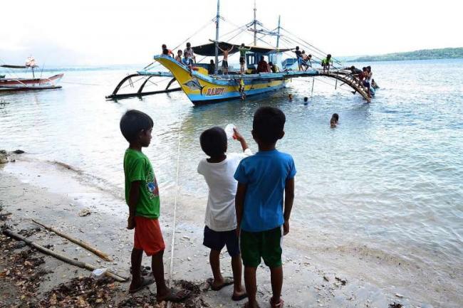 菲律宾总统府:3天未见中国海警船