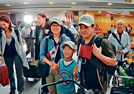 加拿大旅游太火了 中国游客年增23%