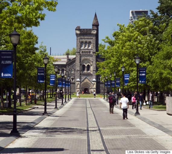 全球大学毕业生就业力排名 加拿大6校跻身百强