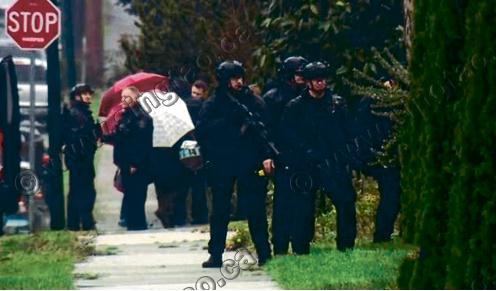 温东民居械斗传枪声 2人送院 2疑人被捕