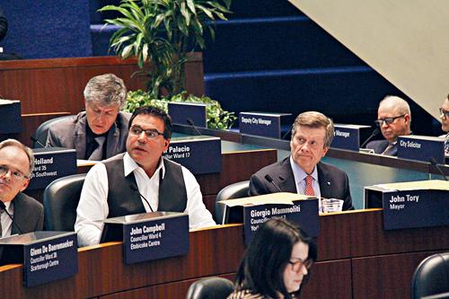 向海外买家征5%转让税 多伦多议会顺利过关