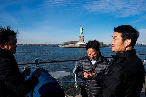 取悦他们太难 中国游客嫌纽约楼不高街太窄
