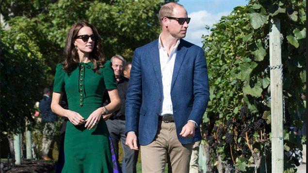 英王室去年访加 耗费皇家骑警 2百万加元