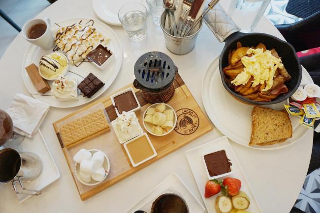 全球顶级巧克力主题餐厅登陆温哥华 赶快来体验