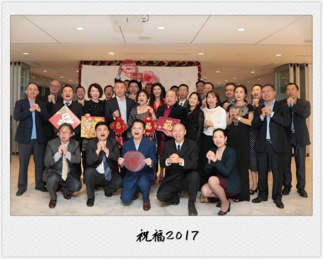 记北京大学温哥华校友俱乐部年会活动
