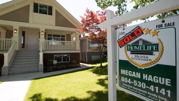 温哥华房价连跌3个月 多伦多房价继续上涨