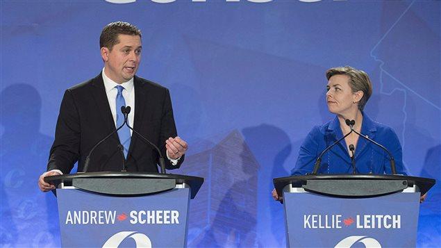 明星、华裔、小川普:加拿大保守党混战角逐领袖