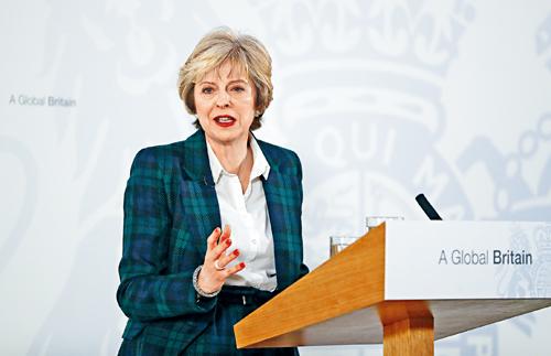 """英国脱欧后 """"加拿大模式""""引效仿 成热门方案"""