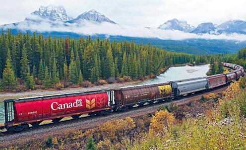 市场观望加国铁路行业 注视美国新政