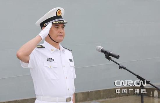 海軍三大艦隊司令員集中換帥 多是跨區交流任用