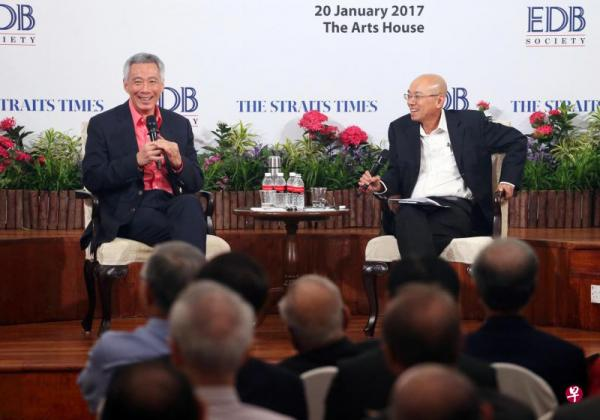 """李显龙回应""""新加坡装甲车在香港被扣"""""""