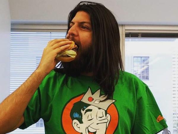 他一天吃一个汉堡 终于找到了多伦多最好吃的十大汉堡