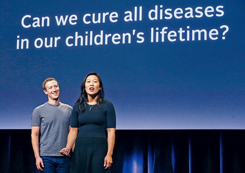 扎克伯格买下这家公司人工智能抗疾病