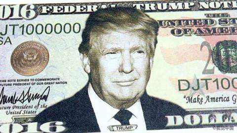 加元逼近5.3,疯狂川普让美股美元重挫!