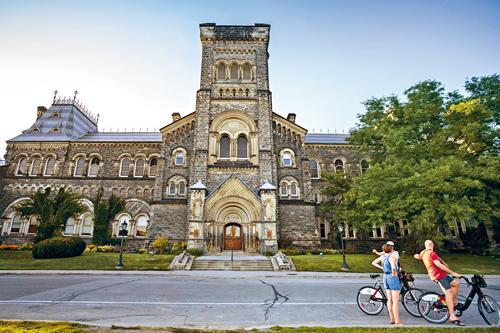 全球最佳留学城市排行 温哥华位列第十