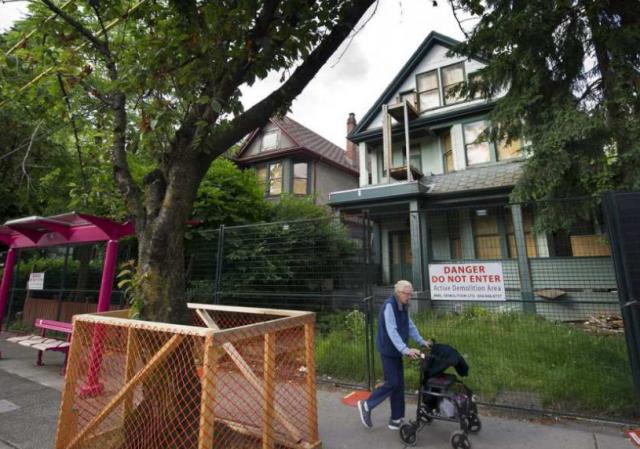 地价太贵 这座城四分之一独立屋要拆了重建