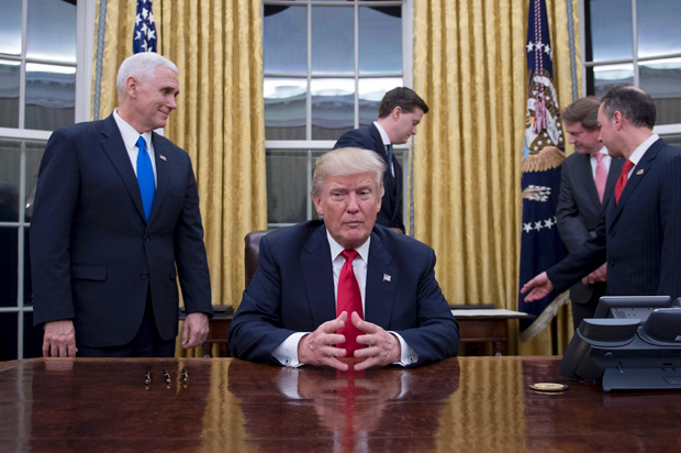 剧情反转!川普又传反对众院边境税消息