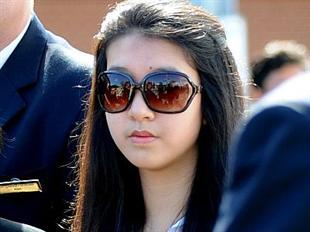 华裔美少女一家五口被杀:姑父竟然是凶手