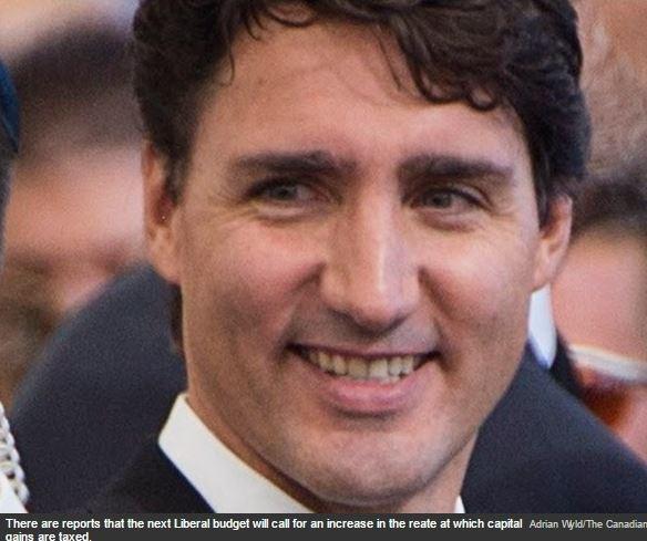 传杜鲁多一招震撼加拿大 分分钟玩坏楼市