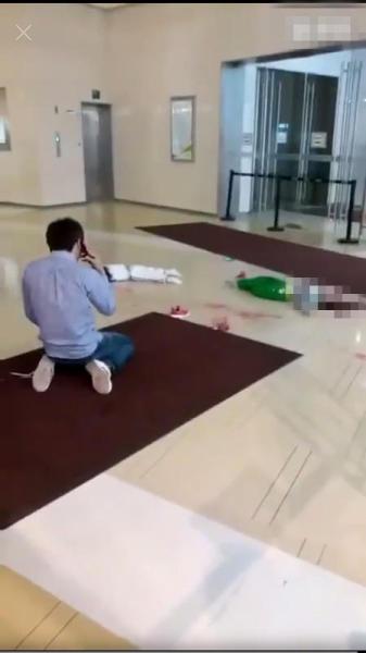 慘!天津一購物中心2名兒童墜樓 當場死亡