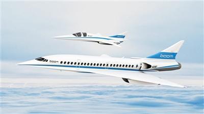 4小時北京飛抵洛杉磯!飛機年底就試飛?