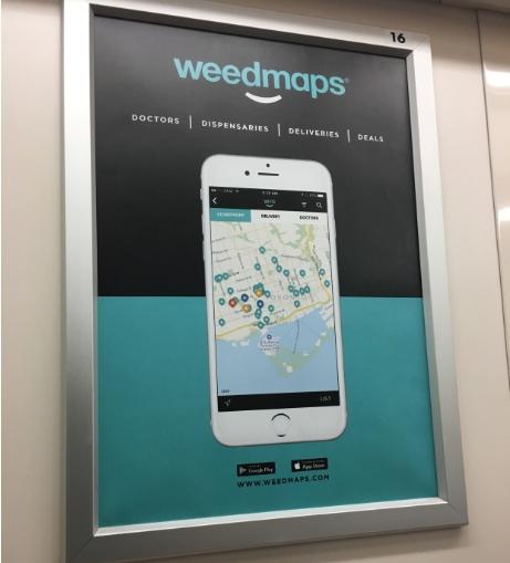 TTC的廣告又惹麻煩 竟然公開支持找大麻?