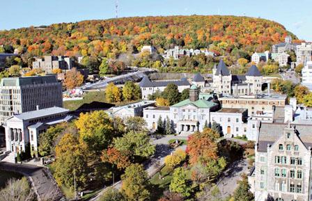 全球大学排名榜 麦基尔第30 多大卑大32及45位