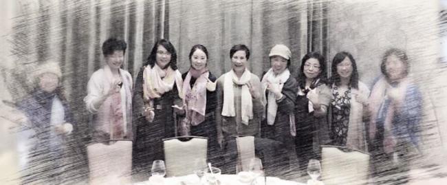 五代清华女生在温哥华的故事