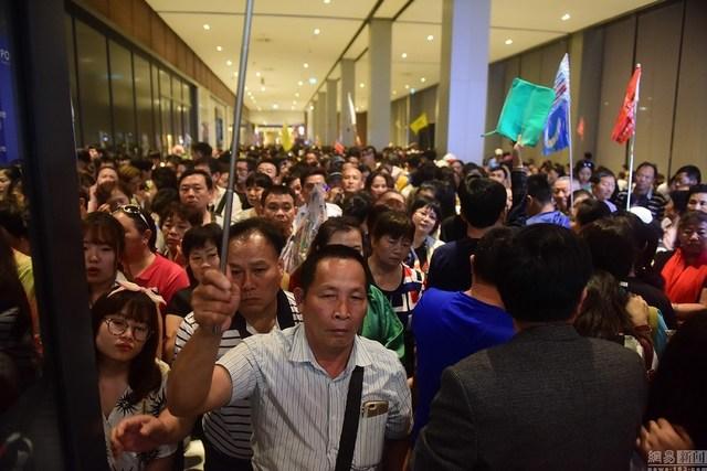 放弃韩国 富有的中国人现在已挤爆泰国
