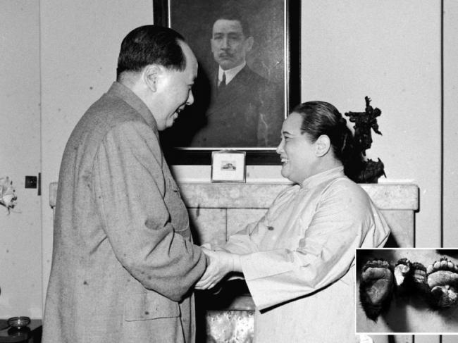史海:毛泽东反对宋庆龄当副主席功败垂成