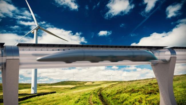 北京到上海只要1小時?美國超級高鐵開建