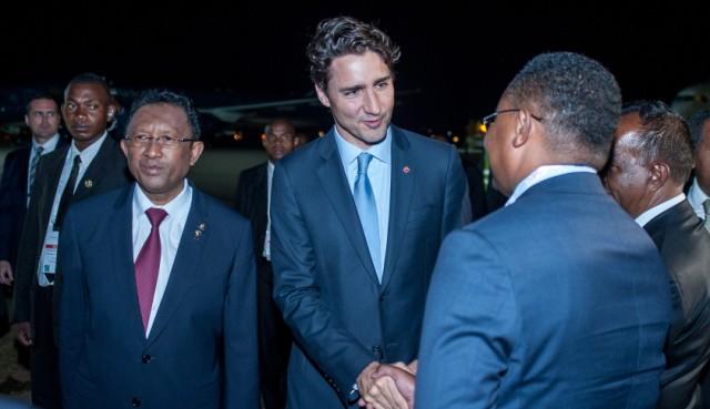 杜鲁多获极高评价 与马云同列全球领袖人物榜
