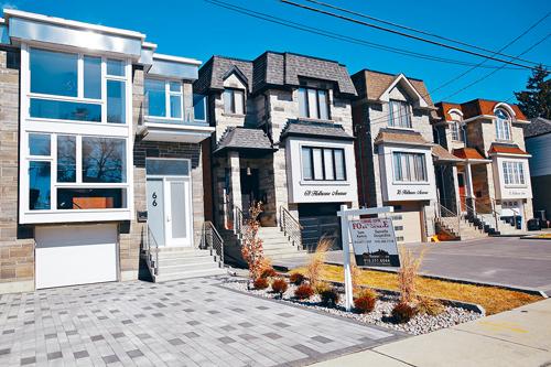 加拿大兴起房市红娘 撮合陌生人合伙买房