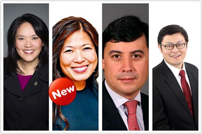 加拿大又一华裔国会议员!338人里有这7名华人