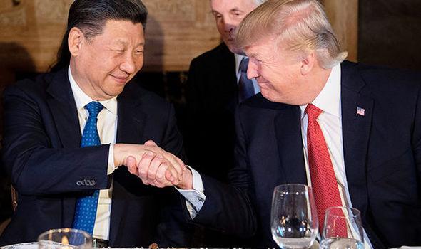"""中美正""""合作""""对付朝鲜:""""不能再这样下去"""""""