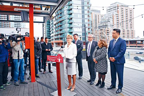 安省16项楼市新政详解 多伦多海外买家税今日开征