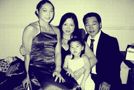 他追到体操第一美女定居美国 女儿在赛场对决中国