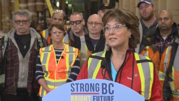 简蕙芝:川普收软木税搞事 BC省就不让美国出口煤