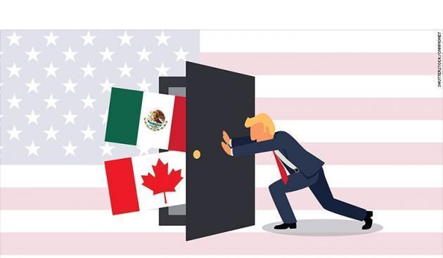 美国即将退出北美自贸协定?加元汇率噩梦当头