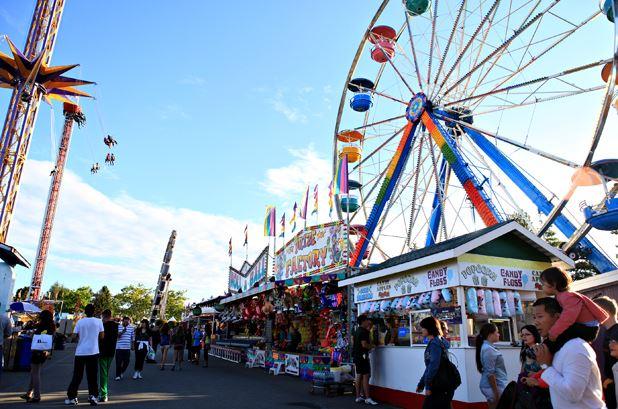 日期不变!大温夏季盛会PNE 8月19日准时开幕