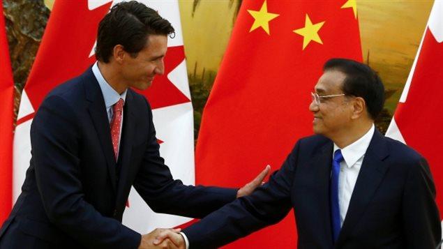 加中两国贸易是好事 为什么九成加国人不安?