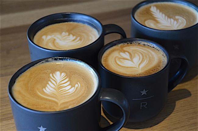星巴克打造加西第一精品咖啡馆