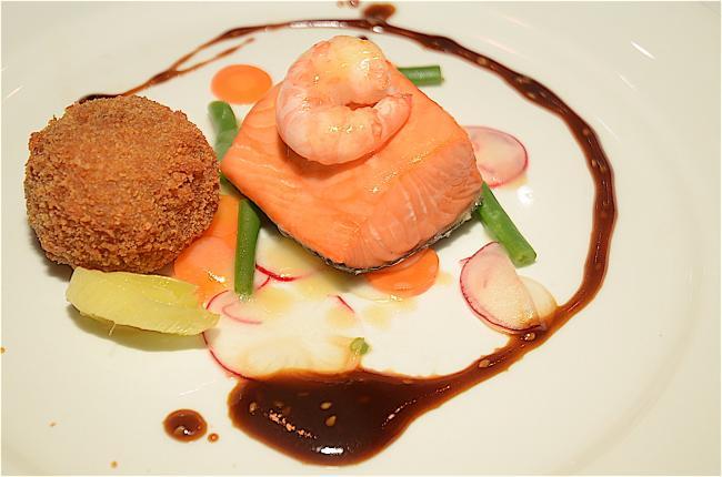 温哥华水族馆华丽变身,斑点虾晚宴