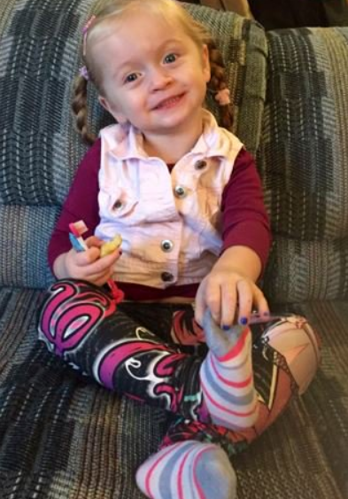 安珀警报撤销:被继父掳走的2岁幼女安全找到