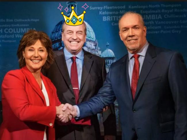 省選最終計票開始 綠黨將如此造王