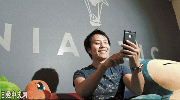 他是Pokemon GO的开发者,在中国农村长大