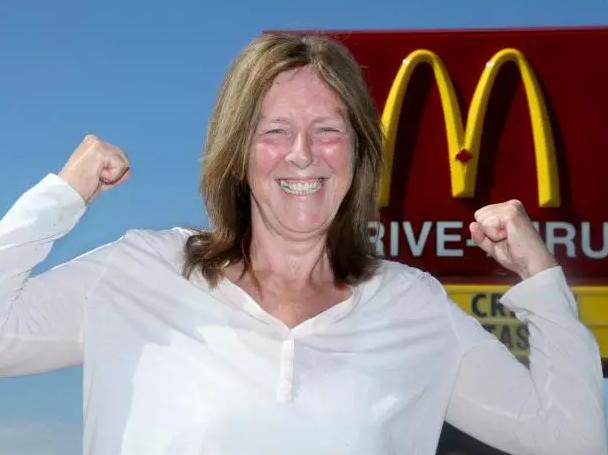 干了26年经理被变相解雇 状告麦当劳五年终获赔偿